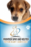 Frontier Spay & Neuter Veterinary Services