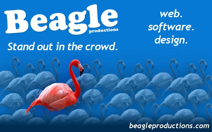 Beagle Productions Ltd Logo