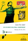 CIS Mens Volleyball Championship 