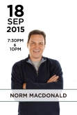 Norm Macdonald - Two Shows!