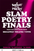 Slam Poetry Finals ft.Write Out Loud