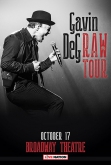 Gavin DeGraw RAW TOUR