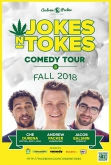Jokes N Tokes Comedy Tour 2018