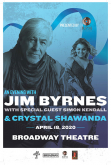 An Evening with Jim Byrnes and Crystal Shawanda