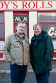 Coronation St. Roy & Brian: The Full English Show