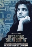 Regarding Susan Sontag (Presented by the ICCC)