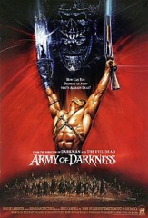 Army of Darkness (ED Trilogy pt 3) Poster