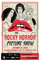 Rocky Horror Picture Show 2020! Poster